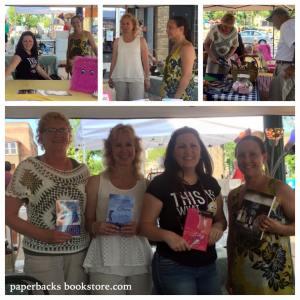 Paperbacks Plus North St. Paul July 2015