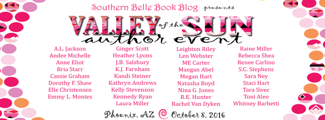 Valley of the Sun Author Event.png