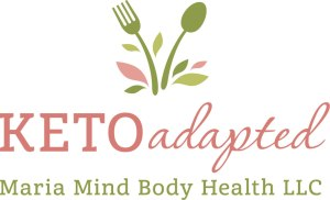 Keto Adapted Logo