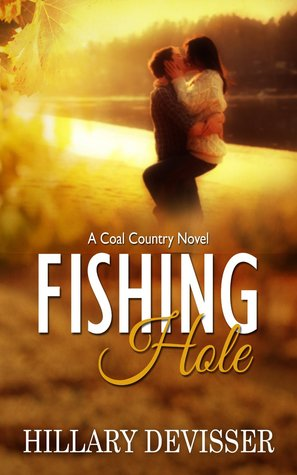 Book Review: Fishing Hole by Hillary DeVisser