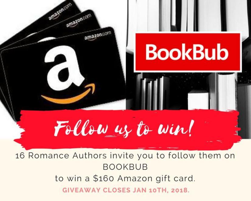 BookBub Giveaway