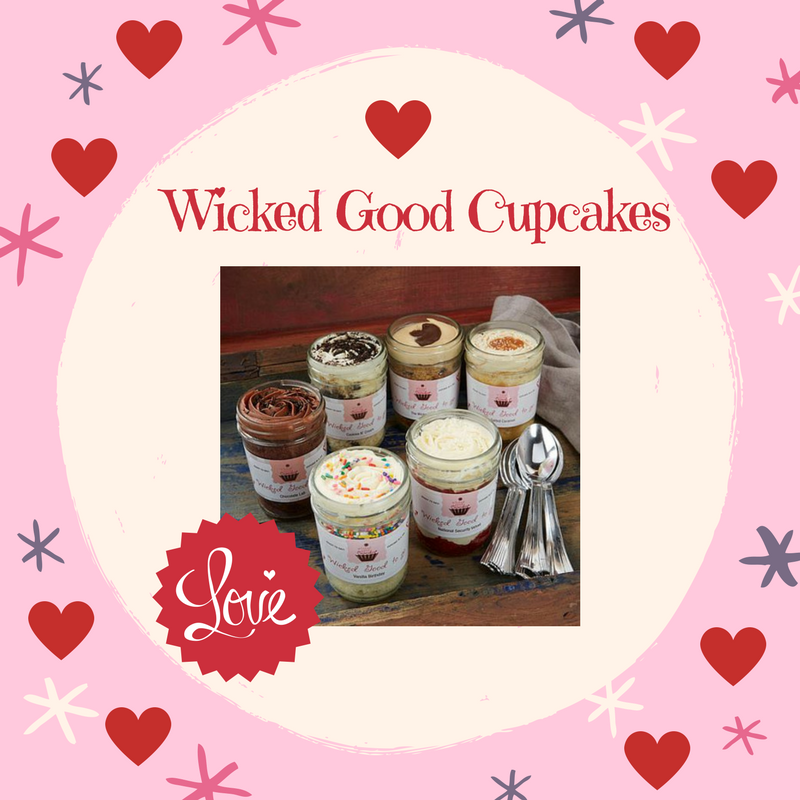 Wicked Good Cupcakes Hearts